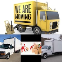 Moving & Delivery discounted Rates Mississauga