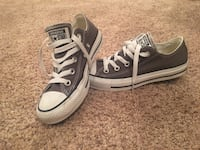 Converse All Star grey low-top sneakers Ashburn, 20148