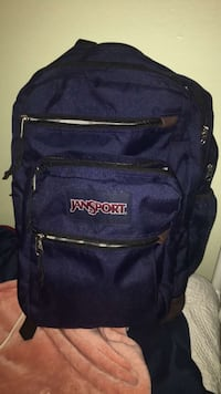 Navy blue jansport backpack Pico Rivera, 90660
