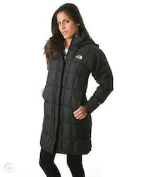 North face 600 fill down puffer jacket