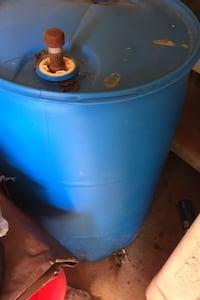 50 gallon drum put hose bib on for water when camping Pearl, 39208