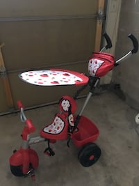 Little Tikes tricycle 4 in 1 Markham, L6E 2B4