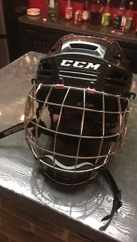 CCM hockey helmet (medium) Sherwood Park, T8A 2S7