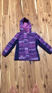 Girls fall jacket - size 5 Mississauga, L4Z