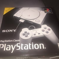 PlayStation Classic - 2018 Release  27 km