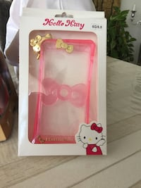 Hello Kitty iPhone 6 + fodral