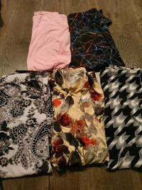 Women one size capri lot  Guelph, N1E 6M2