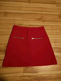 Red skirt. Small Calgary, T3A 0W8