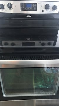 black and gray induction range oven Barrie, L4N