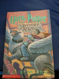 Harry Potter book Caldwell, 83607