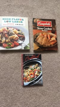 Cookbooks  3152 km