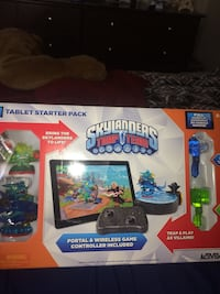 Tablet Starter Pack Skylanders Trap Team portal and wireless game controller included Jenks, 74037