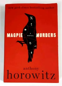 Magpie Murders: A Novel by Anthony Horowitz Barrie, L4N 6A1