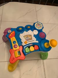 Sit to stand activity center