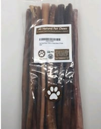 Bully stick dogs 12 in. Washington