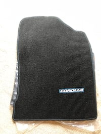 Brand New 4 piece Toyota Corolla mats front and rear  Winnipeg, R2V 3P3