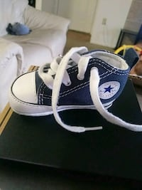Original converse 0 to 4 months so cute  Orlando, 32835