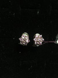 10K 1.09 CTW MARQUEE PINK TOURMALINE EARRINGS