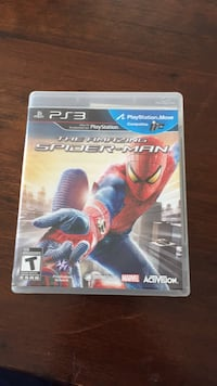 The Amazing Spider Man game case Guelph/Eramosa, N1E 7K8
