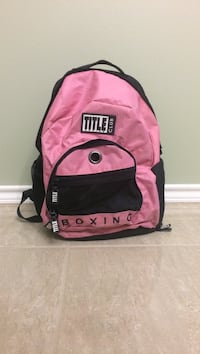 Title Boxing Club Backpack Mission, 78572