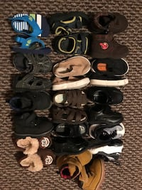 Toddler's assorted pairs of shoes Carson City, 89701
