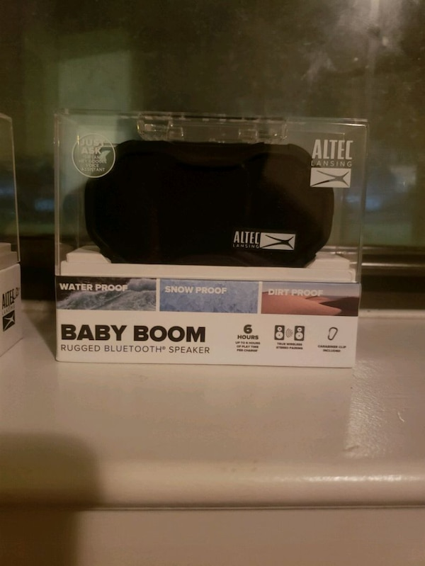Baby Boom by Altec Lansing 2