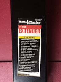"""12"""" hitch extension Haul Master Martinsburg, 25403"""