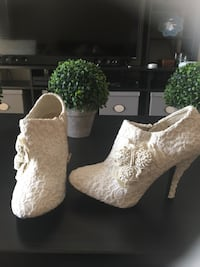 New wedding shoes 9.5 Montgomery Village, 20886