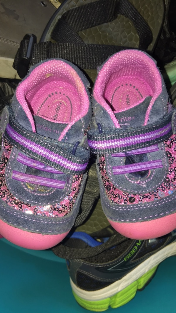 Toddler Shoes Size 5 5 Wide Stride Rite