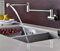 NEW WALL MOUNT POT FILLER FAUCET   Mississauga, L5N