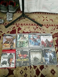 PS3 Games Falls Church