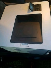 black tablet computer with box 3490 km