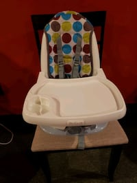 Space saver highchair  Port Perry, L9L 1G5