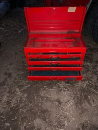 red and yellow tool chest Brighton, 80601