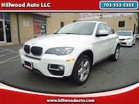 2014 BMW X6 xDrive35i Falls church, 22046