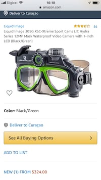 Camera/video mask .Buy now and qualify for a 20 % discount