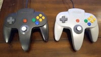 2 N64 Controllers Franconia, 22310
