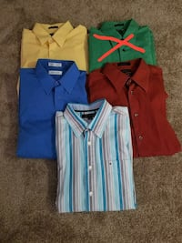 Dress shirts San Antonio, 78229
