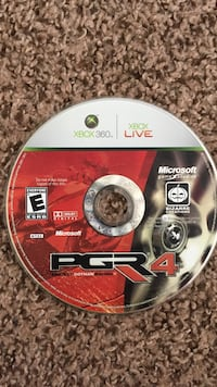 xbox 360 and xbox live pgr 4 Mesa, 85202