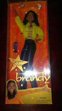 Brandy doll from the 90s