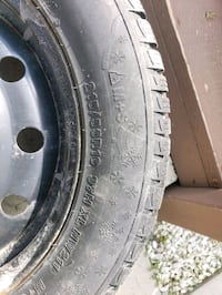 215 55R16 4 Tires