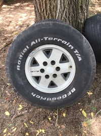 Tire & wheel Midwest City, 73130