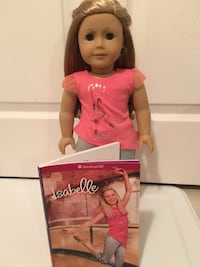 American Girl Isabelle - used Cape Coral, 33991