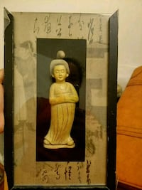 Asian sculpture in frame Capitol Heights, 20743