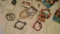 assorted beaded bracelets and necklaces 868 mi