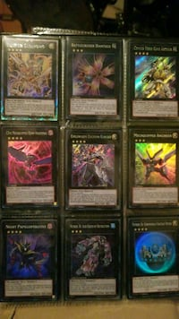 Yugioh TCG collection  Newmarket, L3Y 4J1