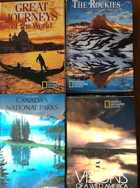 National Geographic Collection (15 books) FREDERICK