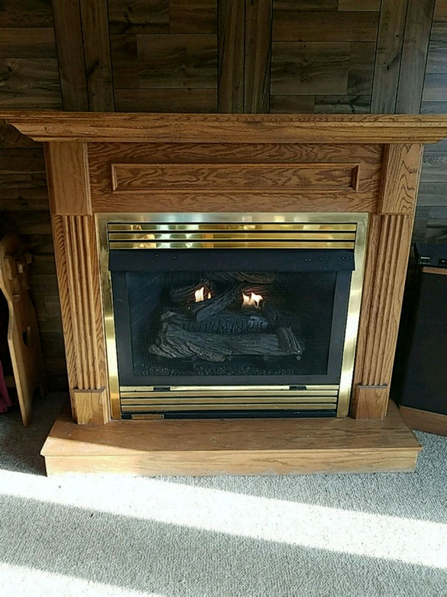used and new electric fire place in paterson letgo rh us letgo com