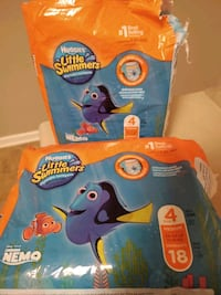 Huggies Little Swimmers size 4 La Vergne, 37086