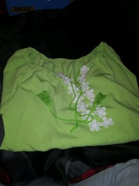 Casual Blouse light green also pink